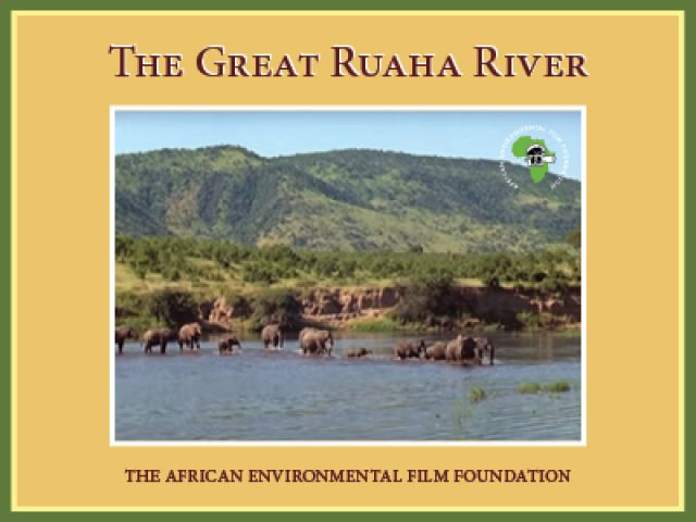 The Great Ruaha River Film by AEFF